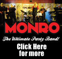 monro the ultimate wedding and function band | Skegness Guide